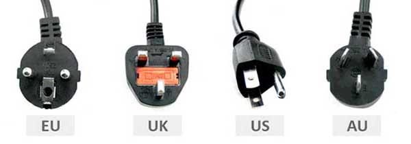 stroomkabel/stekker - EU